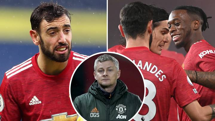 Manchester United Are Now 'Bruno FC' And 'Wouldn't Make Top Six Without Bruno Fernandes'