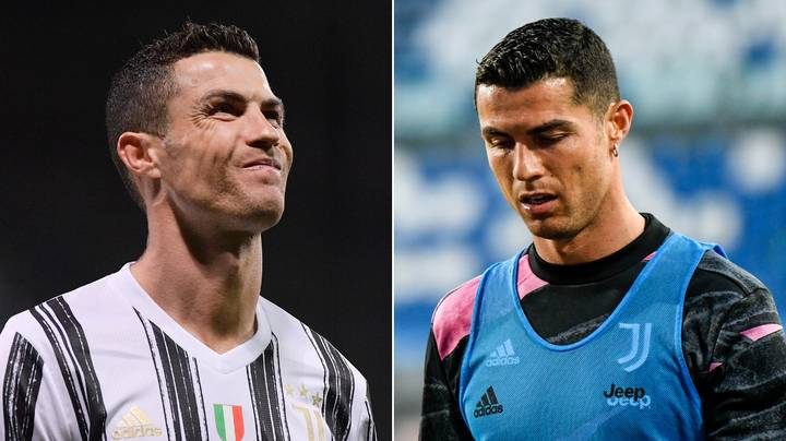 Cristiano Ronaldo Posts Cryptic 373-Word Statement In Hint He Is Leaving Juventus