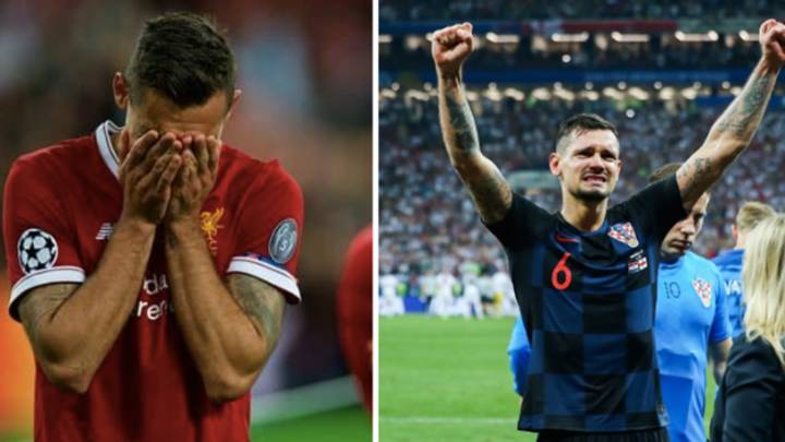 """Dejan Lovren: """"Now To Beat England And Walk Out Like A Boss"""""""
