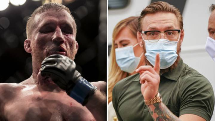 Conor McGregor Tears Into Justin Gaethje After Defeat To Khabib Nurmagomedov At UFC 254