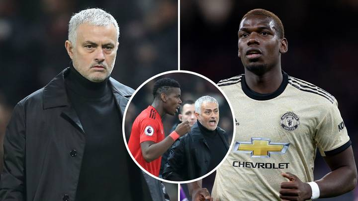 Ex-Manchester United Youth Player Shares Incredible Insight About Paul Pogba And Jose Mourinho