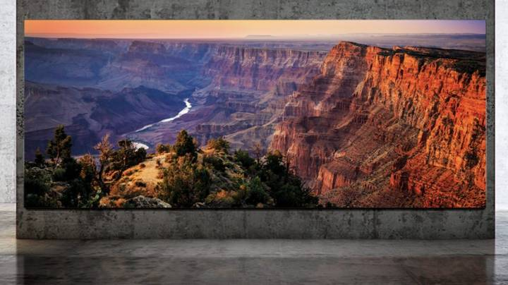 Samsung 'The Wall Luxury' 292-Inch TV Is Every Sports Fans' Dream