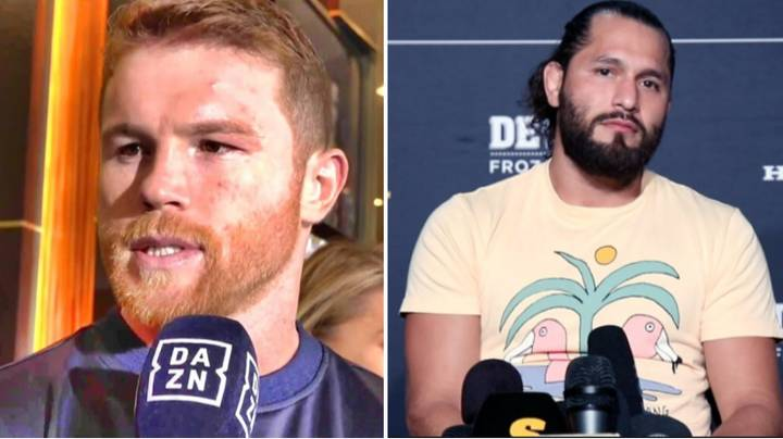Saul 'Canelo' Alvarez Issues His Response To Jorge Masvidal's Call-Out