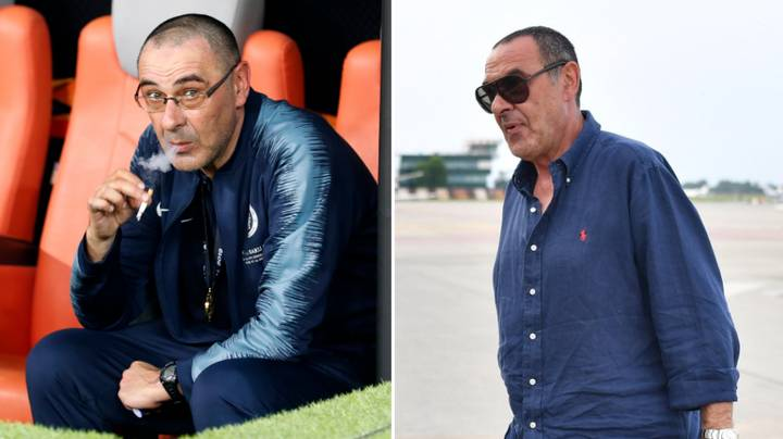 "Maurizio Sarri: ""I Smoke 60 Cigarettes A Day"""