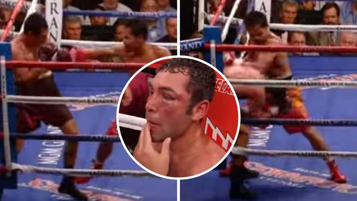 Manny Pacquiao Destroyed Oscar De La Hoya In 'The Round That Ended His Career'