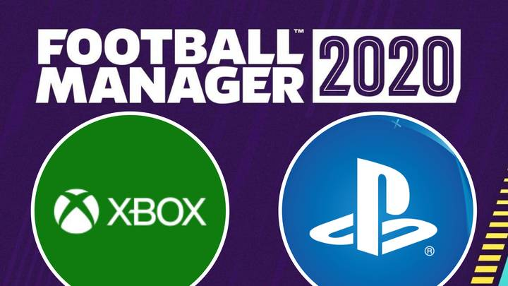 Football Manager Developers Drop Huge Hint That Franchise Is Coming To Xbox And PlayStation