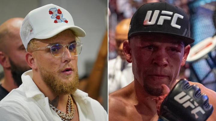 Jake Paul Makes Huge Claim About Nate Diaz After His UFC 263 Defeat