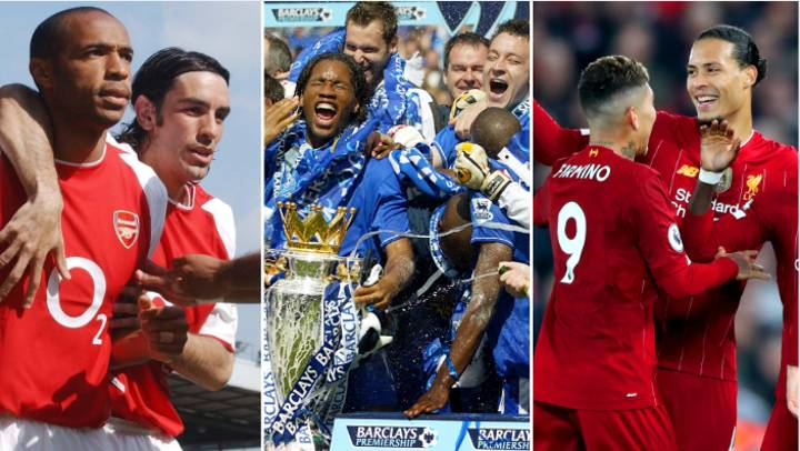 Every Premier League Club's Longest Unbeaten Run Has Been Revealed