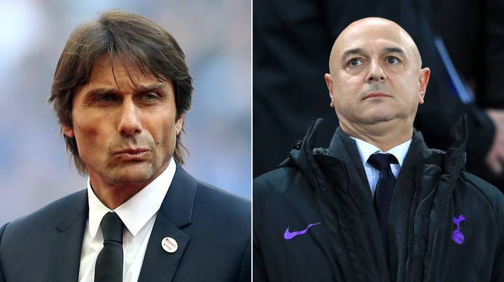 Antonio Conte 'Unconvinced' By Tottenham Project And Set To REJECT Their Offer