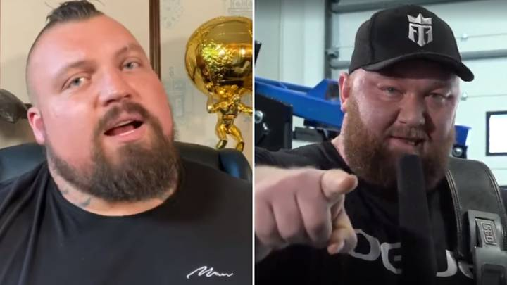 Eddie Hall Agrees To Fight 'The Mountain' From Game Of Thrones In Boxing Match