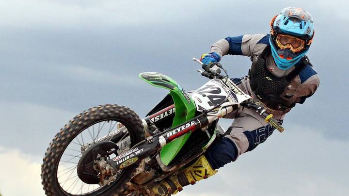 One-Armed Motocross Rider Alberto Zapata Sadly Passes Away After Being Run Over During Race