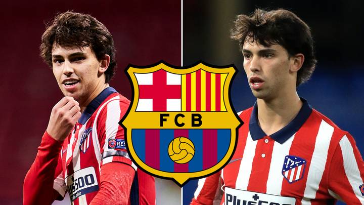 Barcelona Are Attempting An Outrageous Swap Deal For Atletico Madrid's Joao Felix