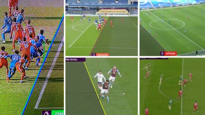 Viral Video Shows All The VAR Decisions That have Gone Against Liverpool