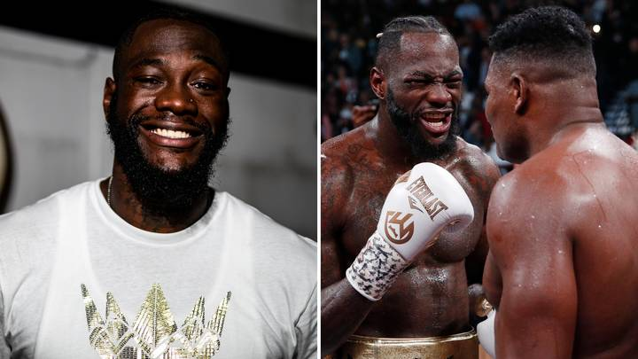 Deontay Wilder Reacts To The Idea Of Setting Up A Potential MMA Crossover Fight