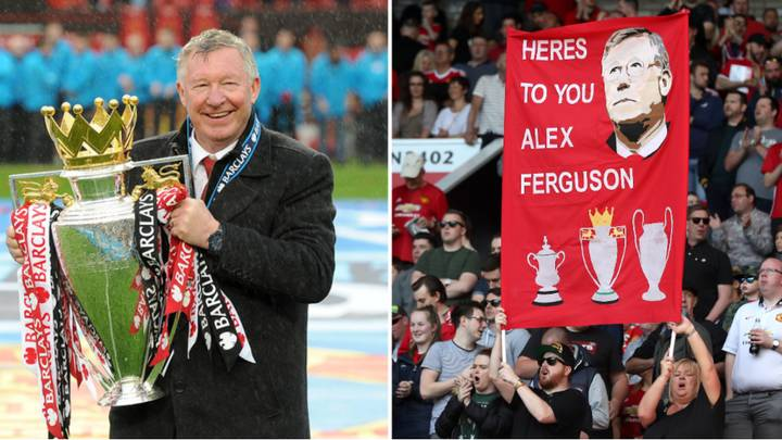 Sir Alex Ferguson Informed Manchester United Players Of His Retirement In Heartbreaking Speech