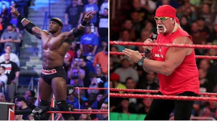 WWE Superstar Bobby Lashley Calls Out Hulk Hogan