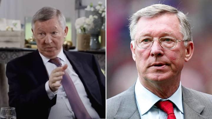 "Sir Alex Ferguson Names ""Unplayable"" Side That Left The Biggest Impression On Him"