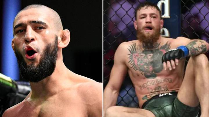 Khamzat Chimaev Plans To 'Smash' Conor McGregor On 'Fight Island'