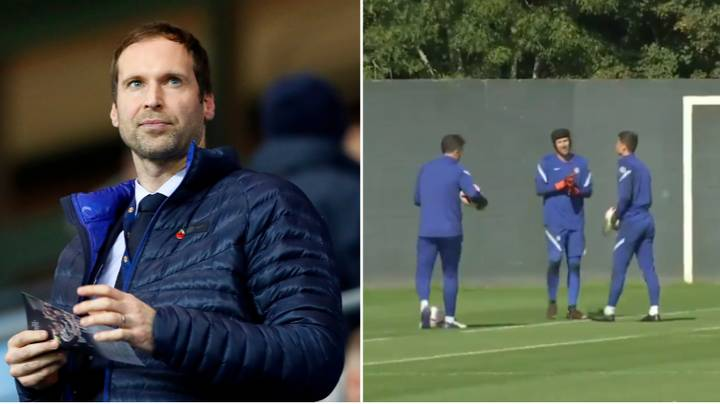 'Incredible' Petr Cech Has 'Amazed' Chelsea Players And Staff In Training This Season