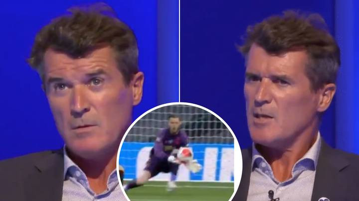 Roy Keane Claims David De Gea Is The Most Overrated Goalkeeper He's Seen