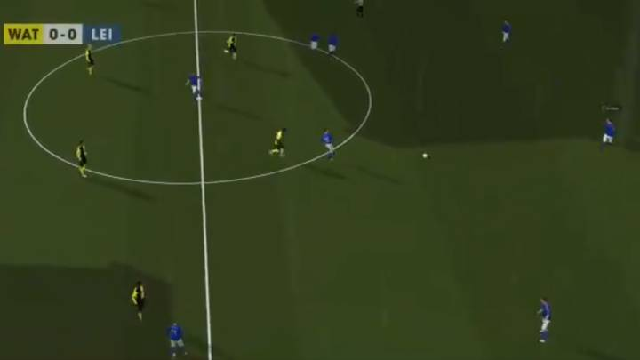 Watford Simulate Their Postponed Game With Leicester City On Football Manager