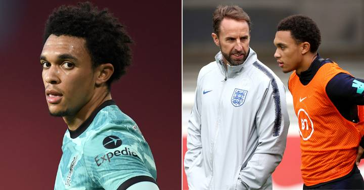 Trent Alexander-Arnold Is Set To Be Axed From England Squad Ahead Of Euros