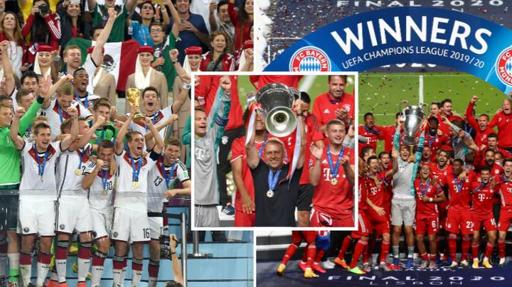 Bayern Munich To Face Germany In A Friendly Match
