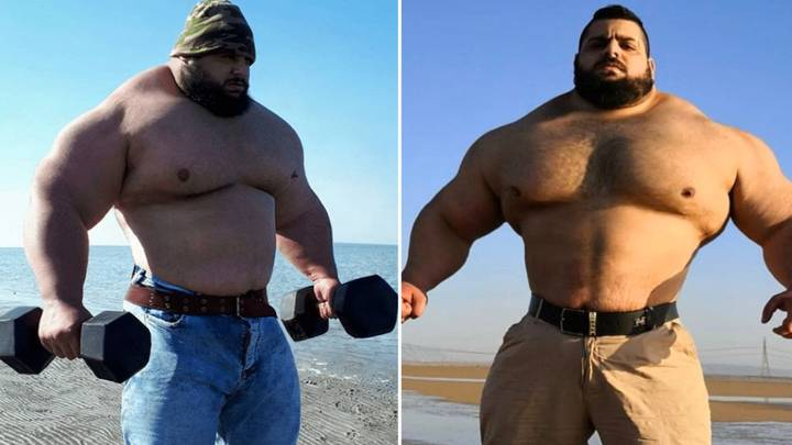 'Iranian Hulk' Signs For Bare Knuckle Promotion And Will Make His Debut In 2020