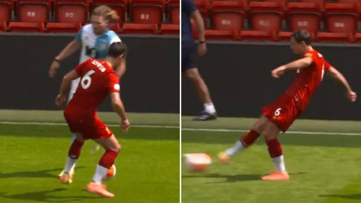 Liverpool Fans Can't Quite Make Out Why Dejan Lovren Clip Has Been Tweeted