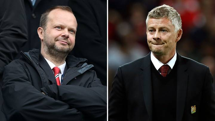 Ole Gunnar Solskjaer Hits Back At Ed Woodward Over His Manchester United Statement
