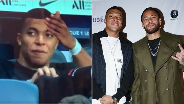 Kylian Mbappé Reveals He Called Neymar 'A Bum' In Bench Outburst