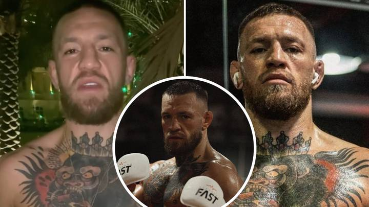Conor McGregor Appears In 'Best Shape Of His Life' After Teasing Shredded Physique In New Training Snap