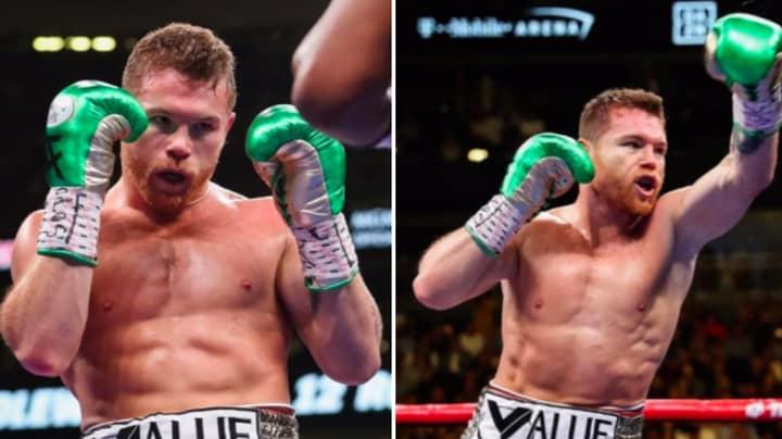 Saul 'Canelo' Alvarez Beats Daniel Jacobs On Points In Las Vegas Middleweight Clash