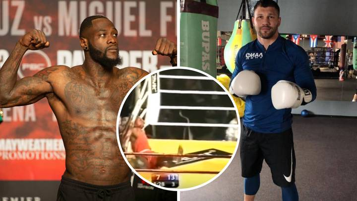 Deontay Wilder Suffered His Only KO Defeat Against A Russian Beast