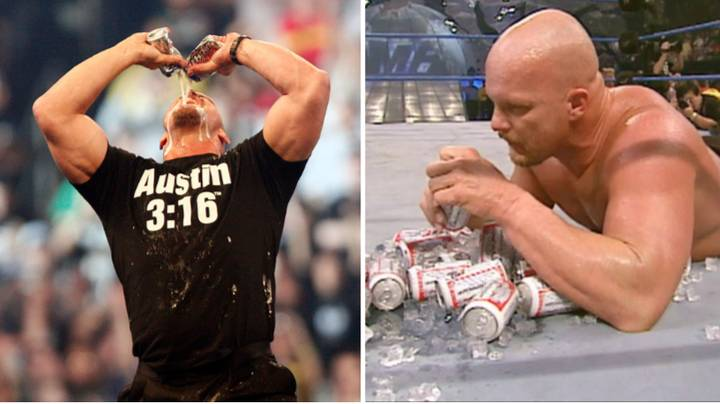 Stone Cold Steve Austin Is Bringing The Beers For Monday Night Raw Return