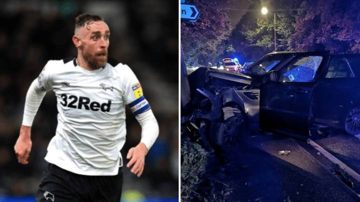 BREAKING: Richard Keogh Out For 15 Months After Snapping Both Ligaments In Car Crash