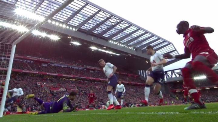 Liverpool Score Dramatic Late Goal To Beat Spurs 2-1 At Anfield
