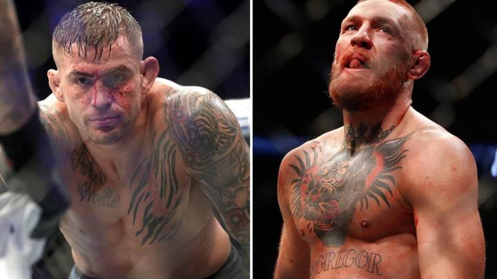 Dustin Poirier Reveals Chilling First Round Hope For Conor McGregor Fight At UFC 257