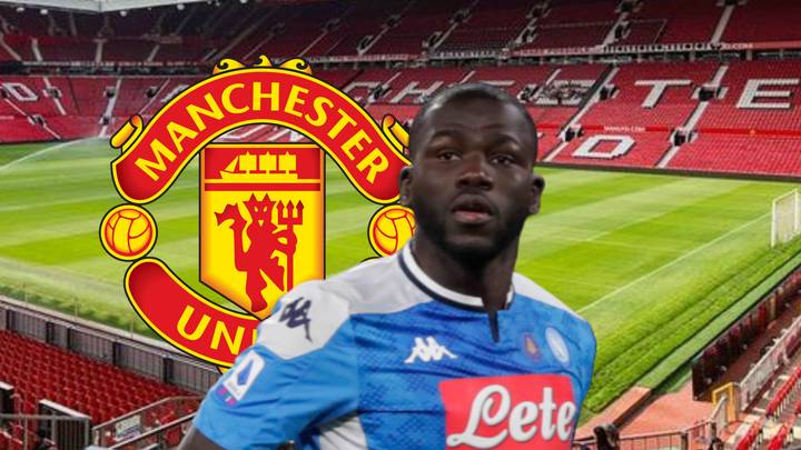 Manchester United Have Made A '£71 Million' Offer For Napoli's Kalidou Koulibaly