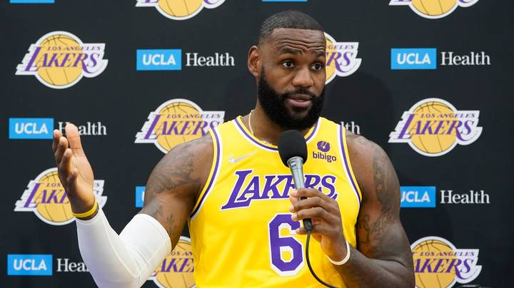 LeBron James Confirms He's Vaccinated But Admits He Won't Be Urging Others To Get Jabbed