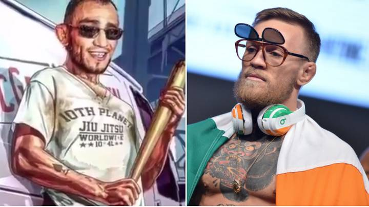 Tony Ferguson Savagely Trolls Conor McGregor With 'Grand Theft Auto' Video On Twitter