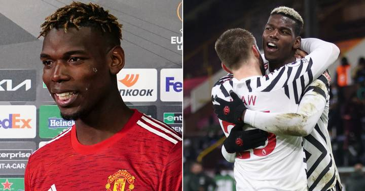 Paul Pogba Names The Two Best Finishers At Manchester United