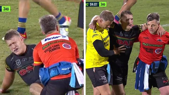 Penrith Panthers Trainer Under Investigation For Controversial Injury Stoppage