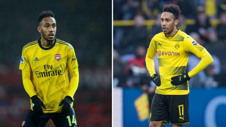 Borussia Dortmund Boss Taunts Pierre-Emerick Aubameyang Over Lack Of Champions League