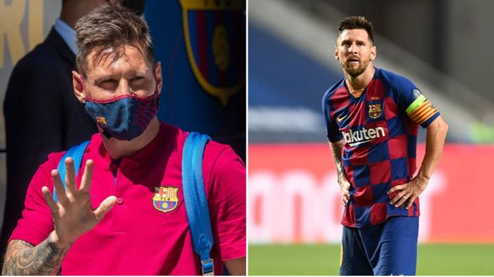 Lionel Messi's Former Agent Thinks He's Already Chosen His Next Team
