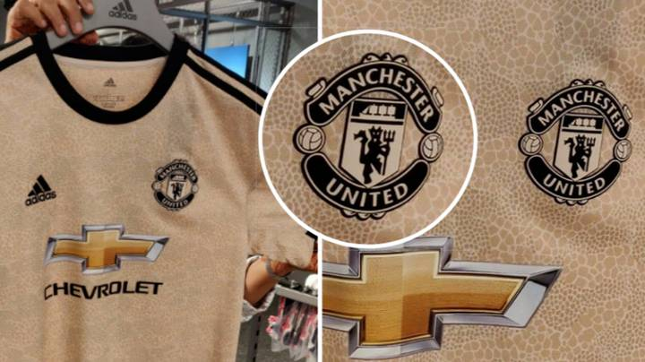 Manchester United's 'Snake Skin' Leaked Away Kit For 2019/20 Is Really Different