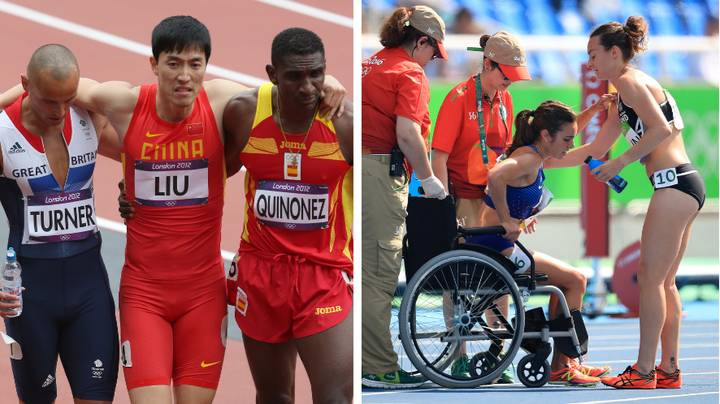 The 10 Greatest Acts Of Sportsmanship Ever Seen At The Olympic Games