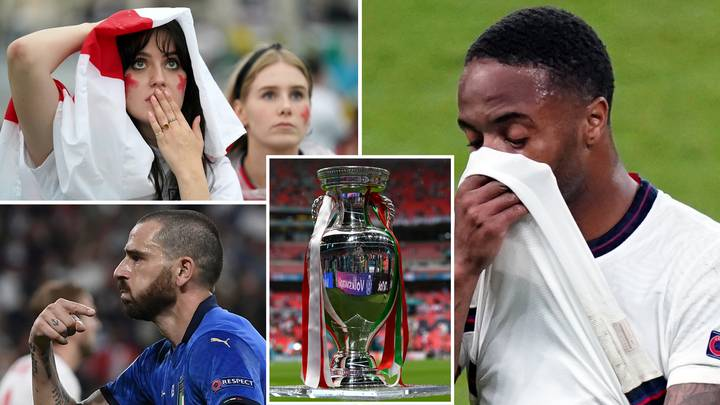 Italy Crush England's Euro 2020 Dream With Stunning Comeback Win In Final At Wembley