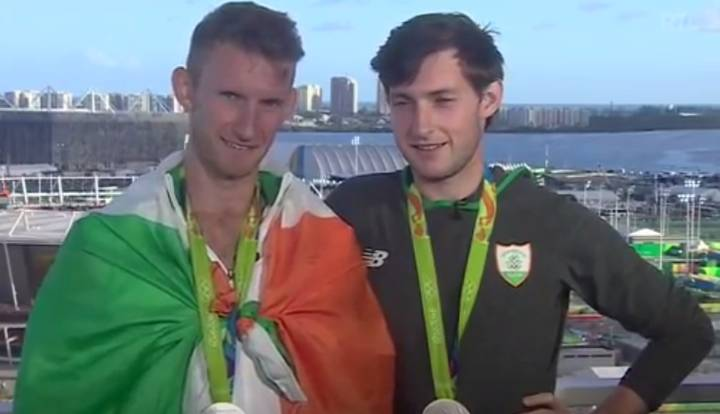 Irish Rowers Give The Best Olympic Interview Ever