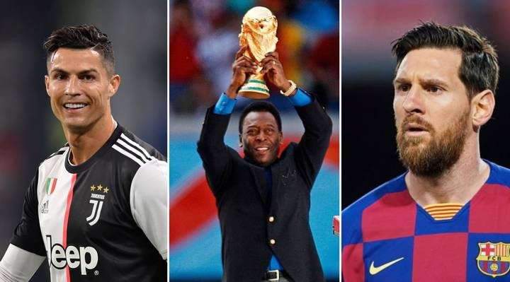 Pele Reveals Who He Thinks Is The World's Most Complete Player In Football